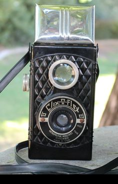 Vintage Clix O Flex Box Camera 127 Film | eBay
