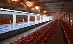 A timeline of Prada and OMA / AMO catwalk collaborations | Fashion | Wallpaper* Magazine: design, interiors, architecture, fashion, art