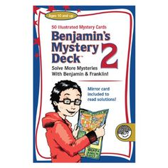 Benjamin's Mystery Deck 2 Card Game