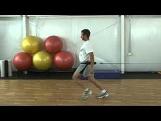 The Lunge- DoctorYessis.com Sports Training - YouTube