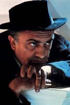 Federico Fellini- Celebrated Italian film maker, born January in Rimini. People Photography, Color Photography, Pier Paolo Pasolini, Male Icon, Fritz Lang, Matou, Fiction, Great Films, Moving Pictures