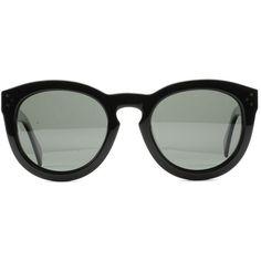 Céline Pretty Sunglasses (3.665 NOK) ❤ liked on Polyvore featuring accessories, eyewear, sunglasses, celine acc, women, round sunglasses, lens glasses, celine glasses, celine sunglasses and celine eyewear