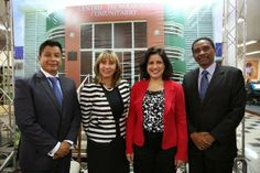 Armario de Noticias: Vicepresidencia lanza programa  POETA YouthSpark,
