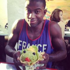 Sinqua Walls - Character inspiration #writing #nanowrimo #face nooo but he'd work for jacob omf