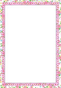 Papel de carta- Simples e bonitinho