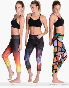 High Performance Fitness Leggings | WERKSHOP by Chriztina Marie — Kickstarter