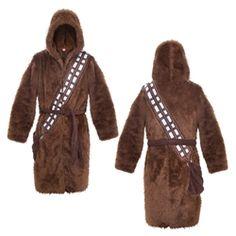 Star Wars Bathrobe Chewbacca for @Russ Cundiff