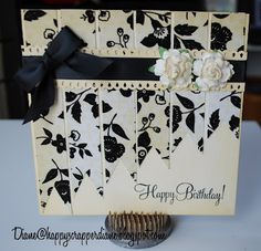 HappyScrapper Diane's Treasures: Birthday Card for my Sister