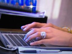@Bryanne Nisbet Danielle Jonas's Engagement ring ..... I mean its a little bigger than mine! ha
