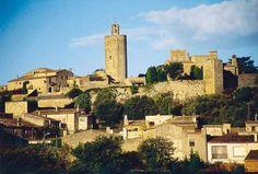 Ciudad medieval de Pals
