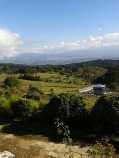 Monte de la Cruz, heredia. Costa Rica.