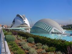Santiago Calatrava Buildings #SantiagoCalatravaArchitecture Pinned by www.modlar.com