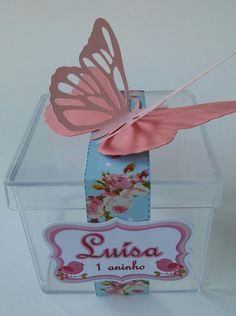 Alice, Maria Valentina, Butterfly Party, Fancy Nancy, Candy Boxes, Gift Bags, Diy And Crafts, Birthdays, Halloween