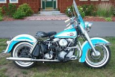 1960 Harley Davidson Duo-Glide