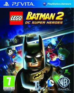 Download LEGO BATMAN 2: DC SUPER HEROES Ps Vita Free FULL !!! LEGO Batman 2: DC Super Heroes is an Action-Adventure game set within the Batman universe, and filled with LEGO versions of heroes and villains from the Batman comic series, working together/against those from the Justice League comic series. psvitagamesfull.com