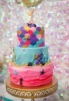 Magical Mermaid Birthday Party