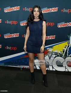 Emeraude Toubia at the 2016 New York Comic Con. #Shadowhunters