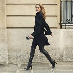 "Olivia Palermo on Twitter: ""#OliviaPalermo shows us how she does Parisian Chic on her way to the #Hermes #AW16 show. https://t.co/Lylx1wuwN2 https://t.co/qT8a0nNhMY"""
