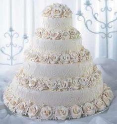 rosy cake by aida