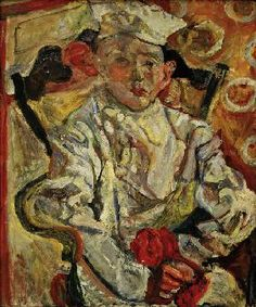 Chaim Soutine - Little Baker, 1922