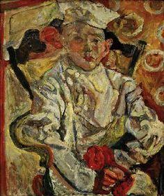 Chaim Soutine - Le petit pâtissier