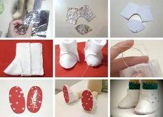 сапожки для куклы своими руками: 17 тыс изображений найдено в Яндекс.Картинках