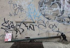 better out than in: banksy's NYC street art recap | better  part one. all images courtesy banksy