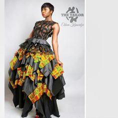 BigBrotherAfrica's Elikem Kumordzie The Tailor Releases The Kentelization Collection | FashionGHANA.com: 100% African Fashion