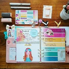 @Regrann from @ladyreverse -  Good morning! How are you today? I hope you all had a wonderful weekend ❤ I've been planning this week in my week in one page, I love seeing my dolls on @cocoa_daisy pages. Have a great Monday  #planner #plannerart #planning #planneraddict #planneraddicted #proudplanneraddict #plannerlove #plannerlover #plannergirl #plannercommunity #plannerart #plannerartjournal #planwithme #plannersupplies #planneraccessories #daisydayplanner #ivwcdplannernerd #cocoadaisy ...