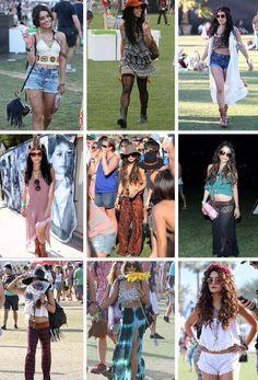 Vanessa Hudgens has the best Coachella outfits