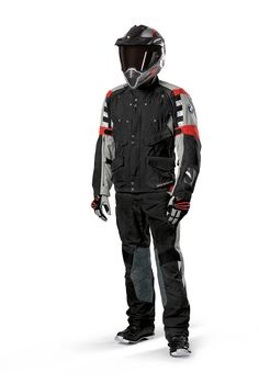 BMW Rallye Suit (Black/Red)