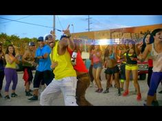 Love this routine.    Don Omar - Zumba Campaign Video    #zumba #zumbafitness
