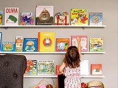 Craft a Clever Kid's Home Library