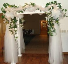 are arches necessary for wedding - http://www.wedding-trends.net/2013/01/23/are-arches-necessary-for-wedding/