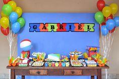 Personalize: Festa Brinquedos Antigos