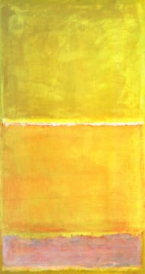 Untitled 1951-2 Mark Rothko Rothko Art, Tachisme, Abstract Painters, Abstract Art, Mark Rothko Paintings, Framing Canvas Art, Franz Kline, Yellow Painting, Impressionism