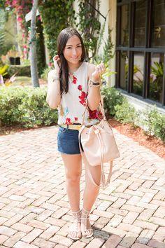 GiGi New York | The Fashionista Diaries Blog | Desert Rose Jenn Bucket Bag