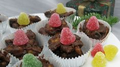 Norwegian Food, Rocky Road, Recipe Boards, Muffin, Birthdays, Food And Drink, Favorite Recipes, Candy, Cooking