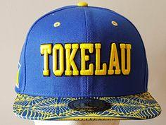 NEW TOKELAU Snapback