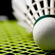Badminton.  Don't knock it until you've tried it.
