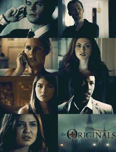This show gets better every week. I started out HATING Hayley. Emotions brought over from TVD but after what she's been going thru and the sparks with Elijah I'm starting to warm over to her! Vampire Diaries The Originals, The Originals 3, Vampire Dairies, Buffy The Vampire Slayer, Series Movies, Tv Series, Cami And Klaus, Charles Michael Davis, American Series