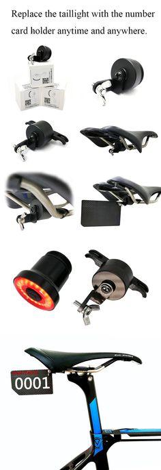 XANES STL07 Smart Bike Tail Light Brake Sensing USB Rechargeable IPX6 Waterproof Rear Light Sale - Banggood.com Sports Glasses, Outdoor Recreation, Tail Light, Water Sports, Bodybuilding, Card Holder, Usb, Bike, Bicycle