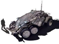Gears of War http://geekdraw.com/video-game-art/gears-of-war/6168252 ★…