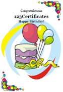 Birthday Certificate Templates Free Printable Interesting Editable Soccer Certificate Template  Printable Certificate .