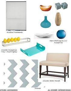 JILL SEIDNER | INTERIOR DESIGN: Concept Boards