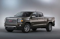 2015 GMC Canyon. Hope to be able to buy one in 2016 with the new 2.8L Diesel option. Fingers crossed