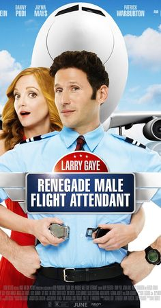 Directed by Sam Friedlander.  With Mark Feuerstein, Jessica Lowndes, Stanley Tucci, Christopher Fitzgerald. A self-anointed 'renegade' male flight attendant must save the day when the airline he works for tries to eliminate flight attendants as a cost-cutting measure.