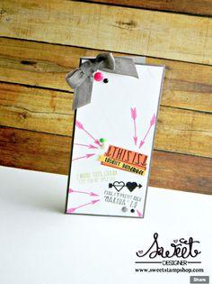 Sweet Stamp Shop - Designer Dannielle Robeson - September Release Day