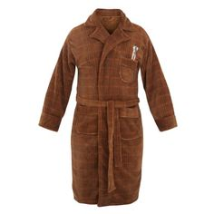 eba7040ba2 Who Doctor Bath Robe for Men. This handsome cotton terry bathrobe is  officially licensed. Looking for the perfect gift for your favorite Dr.  This robe is ...