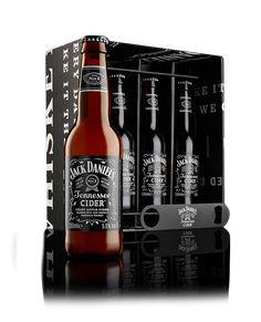 Jack Daniel's Family of Fine Spirits. Miniature Whiskey Bottles